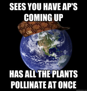 Scumbag Mother Nature