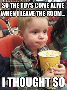 Movie Critic Kid