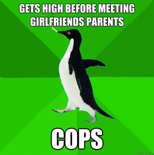 Stoner Penguin