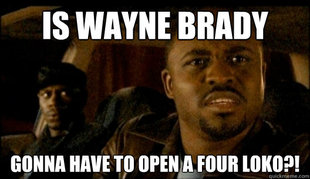 Inquisitive Wayne Brady