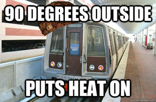 Scumbag WMATA