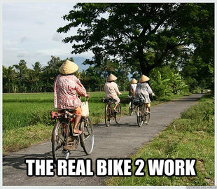 bike 2 work - rasarab
