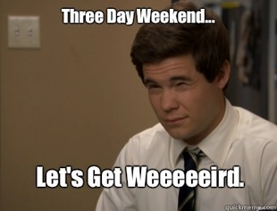 Adam workaholics