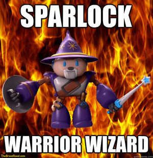 Sparlock