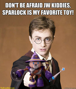 Sparlock Potter