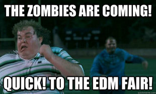 zombies edm fair