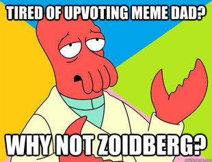 Futurama Zoidberg