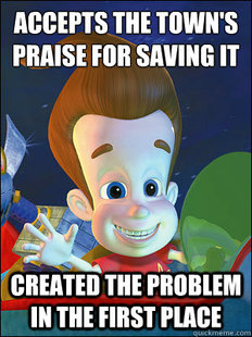 Scumbag Jimmy Neutron