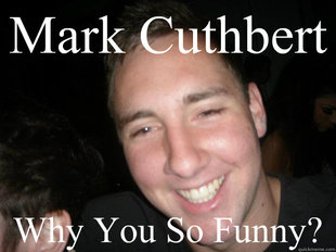 Mark Cuthbert