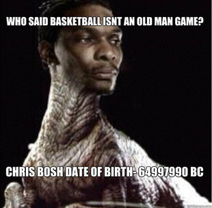 Chris Bosh DOB