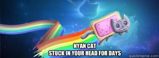 nyan is annoying