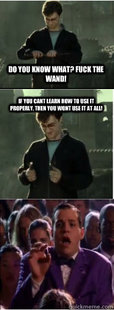 Harry Potter x Mean Girls