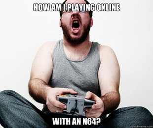 Online Gamer Logic