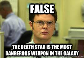 Dwight False