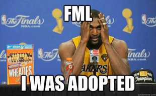 FML Meta World Peace