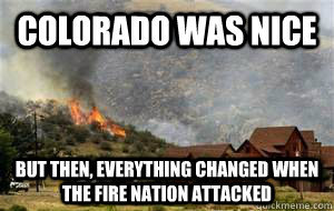 Fire nation colorado