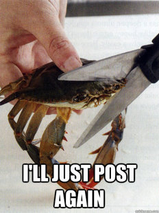 Optimistic Crab