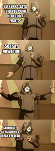 Bad Joke Amon