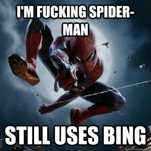 The Amazing Spider-man  Bing