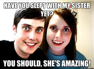Overly Attached Siblings
