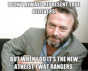 The Most Interesting Anti-theist In The World