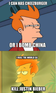 Enlightened Fry