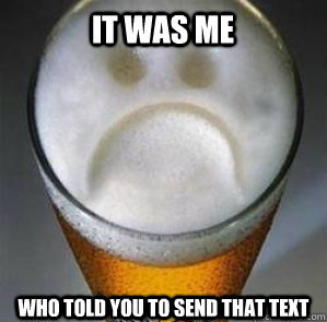 Confession Beer