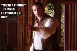 Henry as Christian virgin