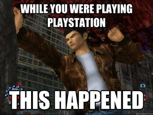 Never owned a ps2