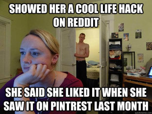 Redditors Husband