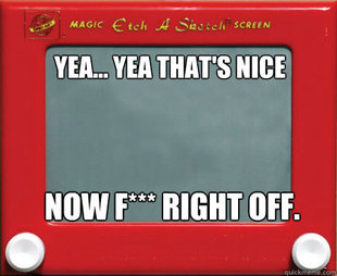 Good Guy Etch A Sketch