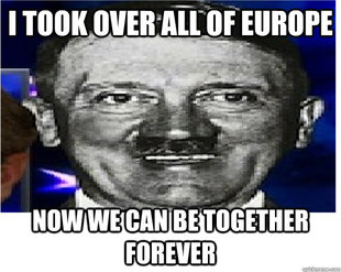 Overly Attached HItler