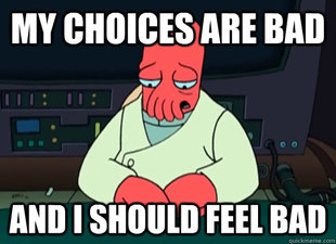 sad zoidberg