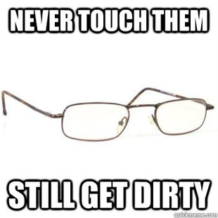 Scumbag Glasses