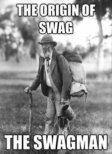 the swag man
