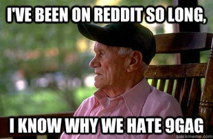 Old Man Reddit