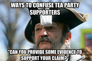 Tea Party Ted