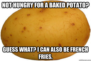 Good Guy Potato