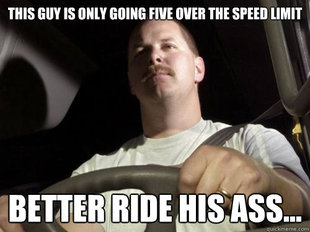 Road Rage Ron