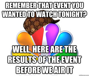 Scumbag NBC nbcfail