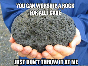 Pumice is an igneous rock