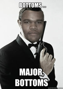007 major