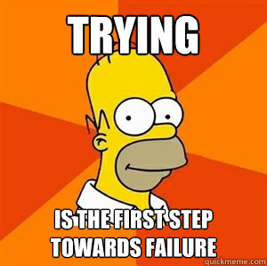 Advice Homer