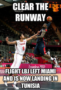 Flight LBJ