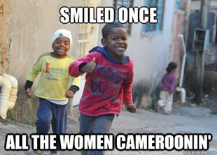 Ridiculously photogenic 3rd world kid