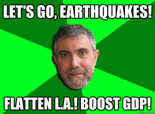 Advice Krugman