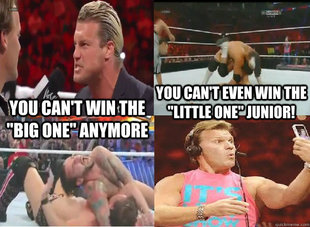 dolph lost to riley y2j