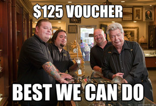 Cheap Pawn Stars