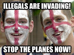 Illegal invasion
