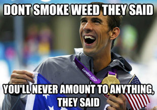 unmotivating motivating phelps